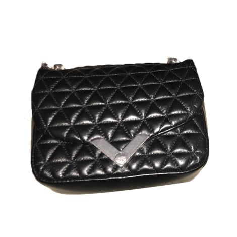 Leather Shoulder Bag THE KOOPLES Black