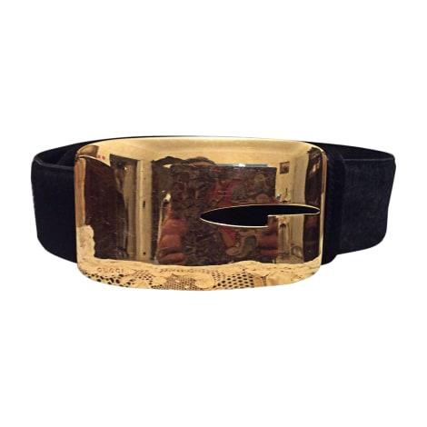 Wide Belt GUCCI Black
