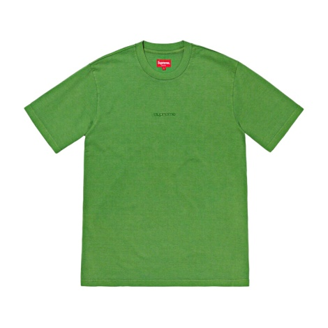 Top, tee-shirt SUPREME Vert