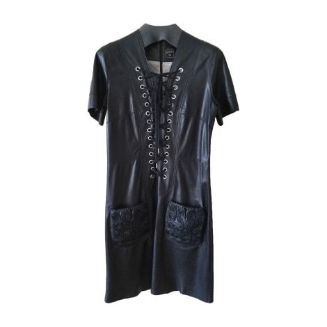 Robe mi-longue JEAN PAUL GAULTIER Noir
