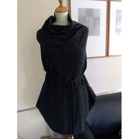 Pull tunique SARAH PACINI Gris, anthracite