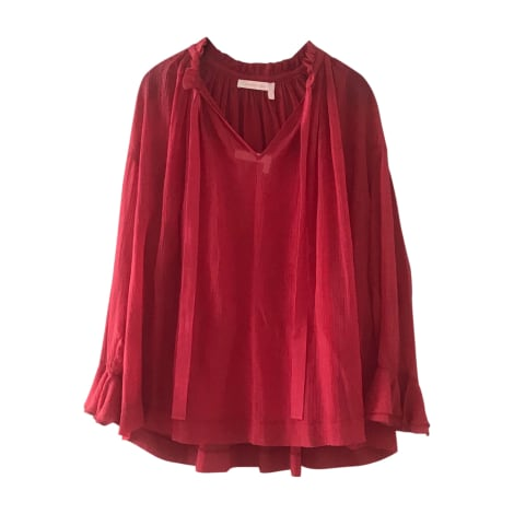 Blouse SEE BY CHLOE Rose, fuschia, vieux rose