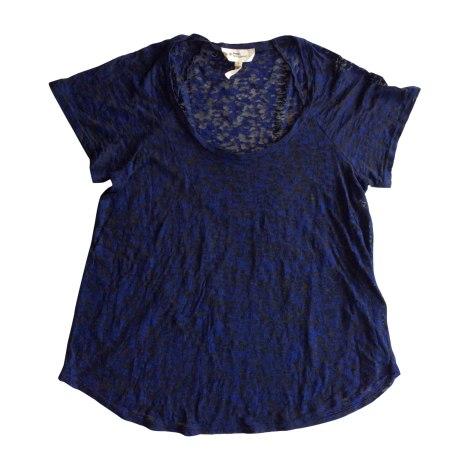 Top, tee-shirt ISABEL MARANT ETOILE Bleu, bleu marine, bleu turquoise