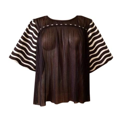Top, tee-shirt KENZO noir et blanc