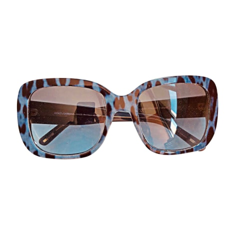 Sonnenbrille DOLCE & GABBANA Blau, marineblau, türkisblau
