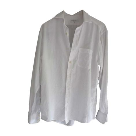 Chemise YVES SAINT LAURENT Blanc, blanc cassé, écru