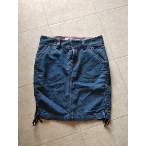 Jupe en jean GAP Bleu, bleu marine, bleu turquoise