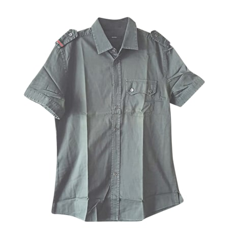 Shirt GUCCI Green