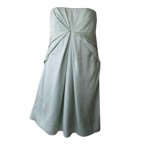 Robe bustier BCBG MAX AZRIA Vert