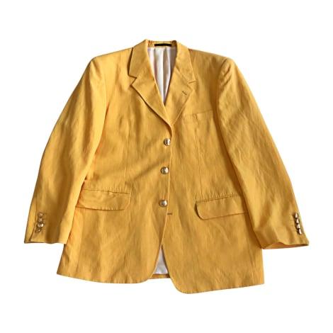 Blazer YVES SAINT LAURENT Yellow