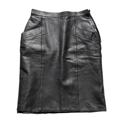Midi Skirt YVES SAINT LAURENT Black