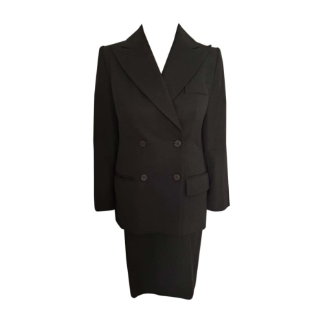 Skirt Suit YVES SAINT LAURENT Black