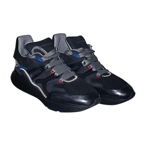 Chaussures de sport ALEXANDER MCQUEEN Bleu, bleu marine, bleu turquoise
