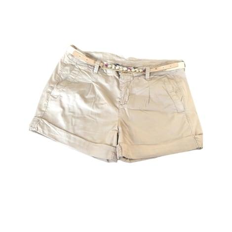 Shorts LIU JO Beige