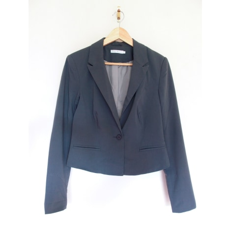 Blazer ONLY Gray, charcoal
