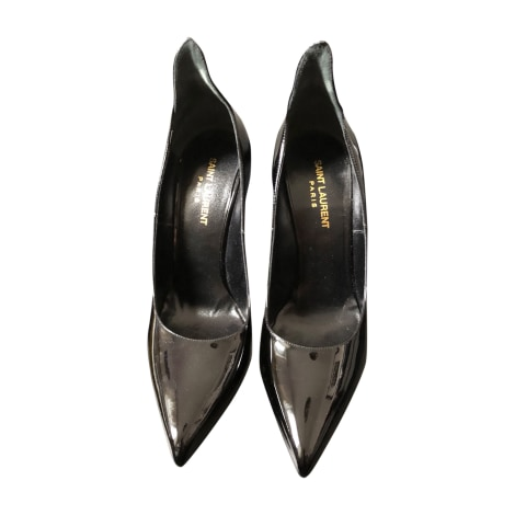 Escarpins YVES SAINT LAURENT Noir