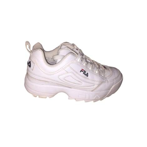Chaussures de sport FILA Blanc, blanc cassé, écru