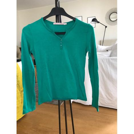 Top, Tee-shirt BERENICE Vert