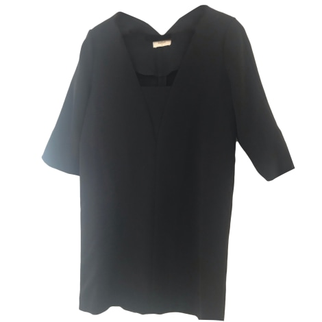 Robe mi-longue BA&SH Noir