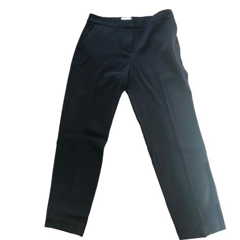 Pantalon slim, cigarette SÉZANE Noir