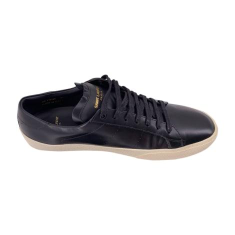 Baskets SAINT LAURENT Noir