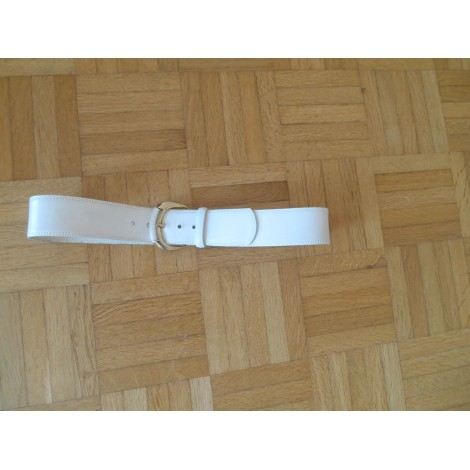 Ceinture fine 1.2.3 Blanc, blanc cassé, écru