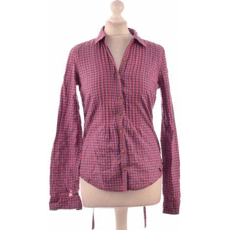 Shirt ABERCROMBIE & FITCH Pink, fuchsia, light pink