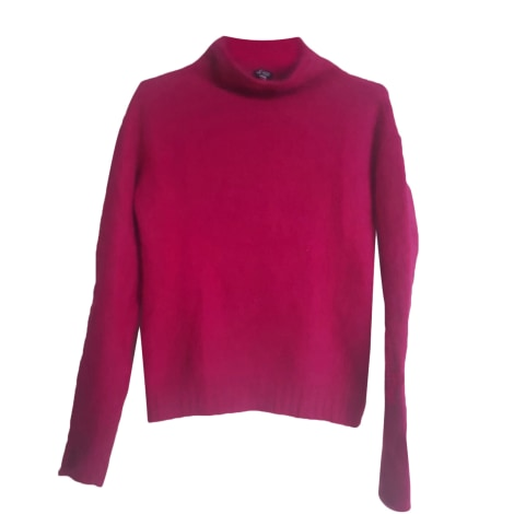 Sweater ARMANI JEANS Pink, fuchsia, light pink