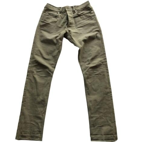 Skinny Jeans BONNE GUEULE Khaki