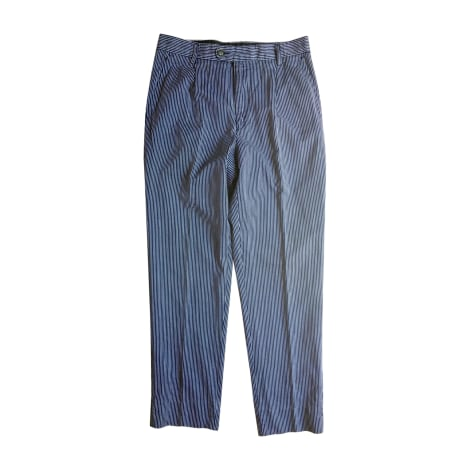Suit Pants KENZO Blue, navy, turquoise