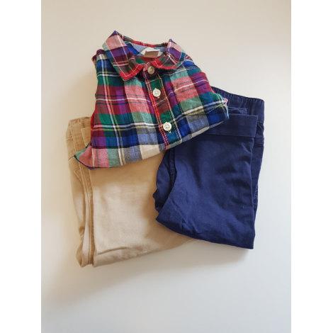 Pantalon GAP Multicouleur