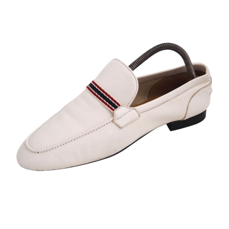 Loafers GUCCI Ivory