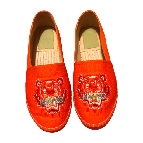 Slippers KENZO Orange