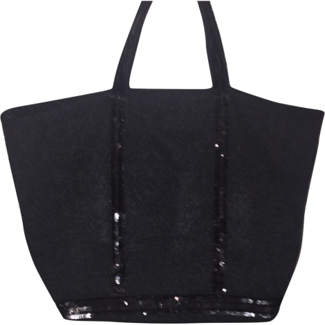 Non-Leather Handbag VANESSA BRUNO Black