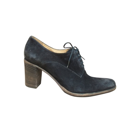 Lace Up Shoes FREE LANCE Blue, navy, turquoise
