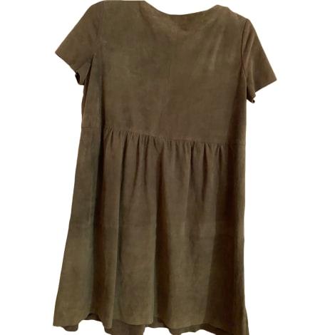 Mini Dress BA&SH Khaki