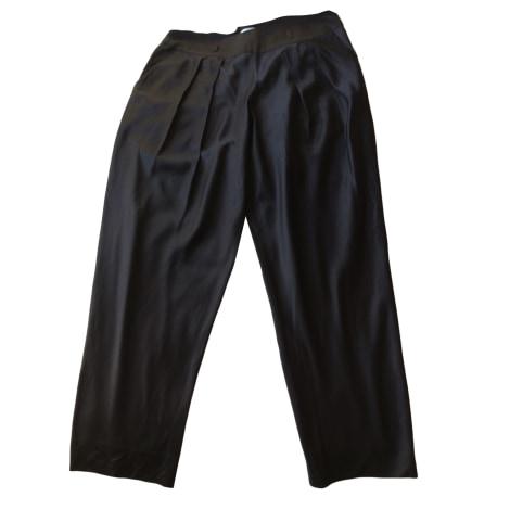 Pantalon évasé ARMAND VENTILO Noir