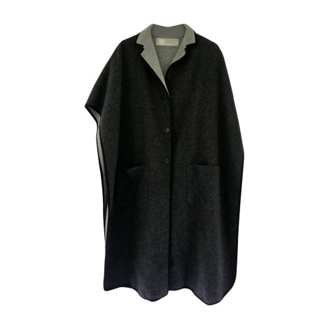 Cape NINA RICCI Gray, charcoal