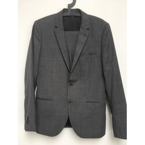 Complete Suit BRICE Gray, charcoal