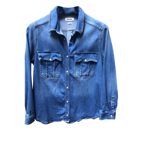 Shirt ZADIG & VOLTAIRE Blue, navy, turquoise