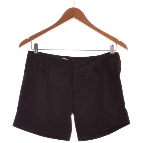 Short BERSHKA Noir