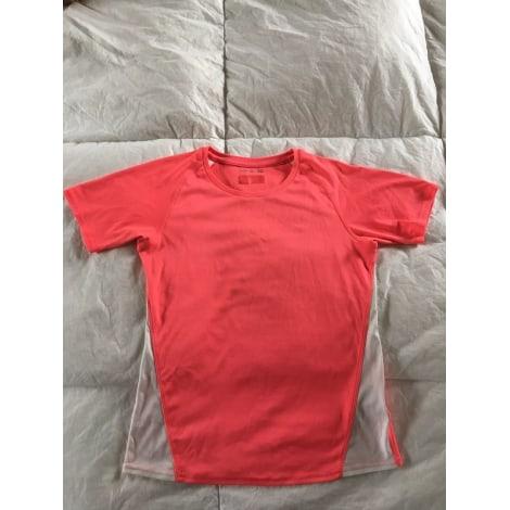 Top, Tee-shirt COLUMBIA Orange