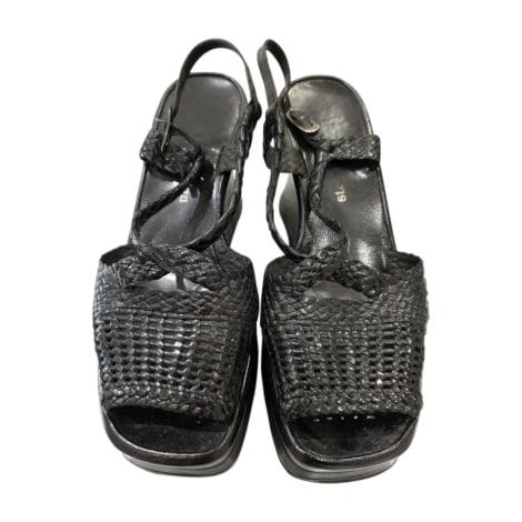 Sandales à talons STEPHANE KÉLIAN Noir