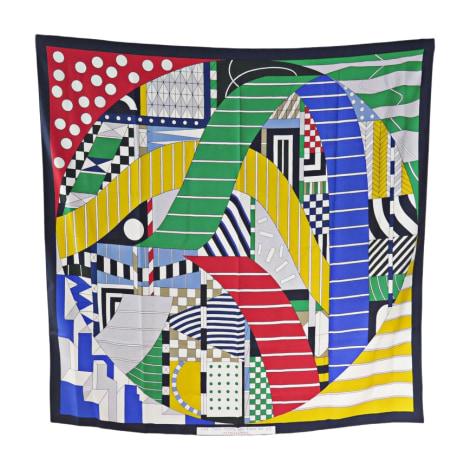 Silk Scarf HERMÈS Carré Multicolor