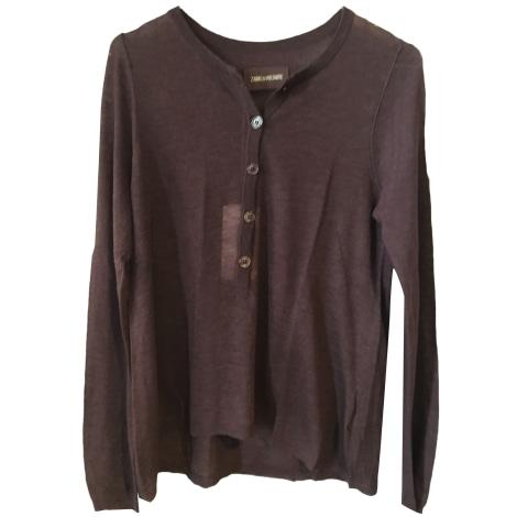 Sweater ZADIG & VOLTAIRE Purple, mauve, lavender