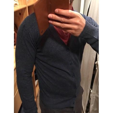 Gilet, cardigan DIESEL Bleu, bleu marine, bleu turquoise
