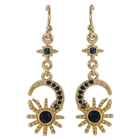 Earrings HIPANEMA Golden, bronze, copper