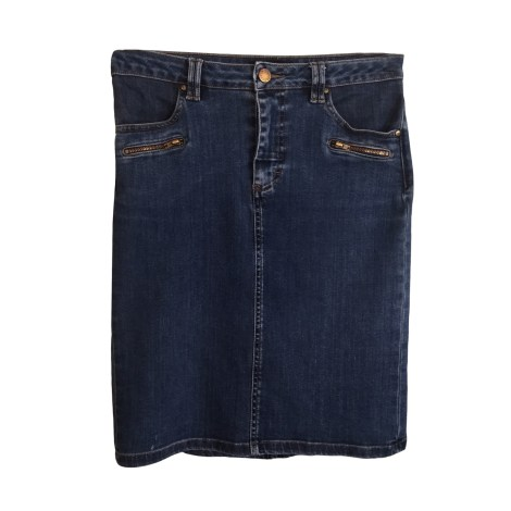 Denim Skirt GERARD DAREL Blue, navy, turquoise
