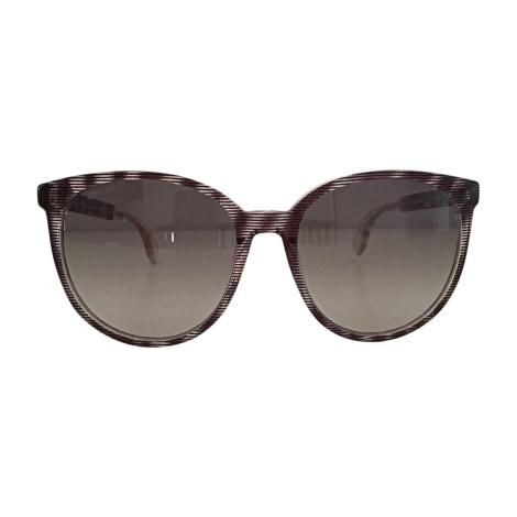 Sonnenbrille JIMMY CHOO Grau, anthrazit