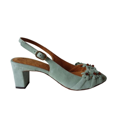 Sandales à talons CHIE MIHARA Vert